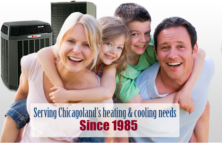 A-All Temp Heating & Cooling